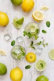 Refreshing Lemon & Lime